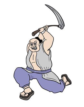 attack: warrior attack