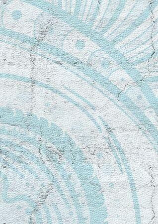 original single: Blue cover