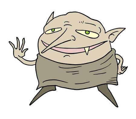 goblin: Funny goblin