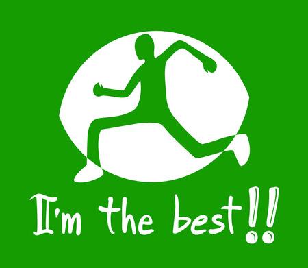 best message: I am the best message