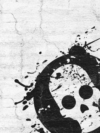 terror symbol photo