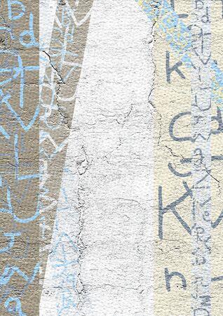 cover art: coprire art design Archivio Fotografico