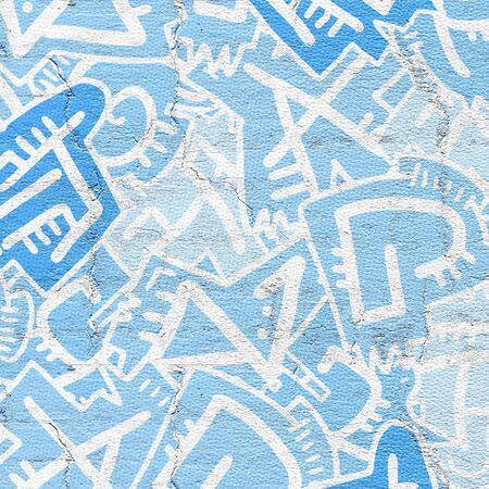 blue design: Blue design Stock Photo