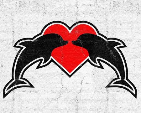 dearness: love symbol design