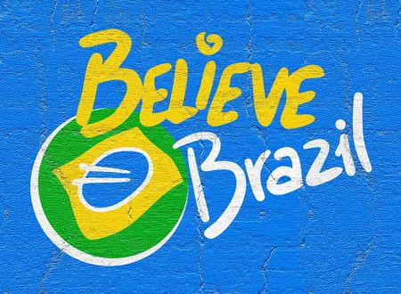 believe: Bazil believe