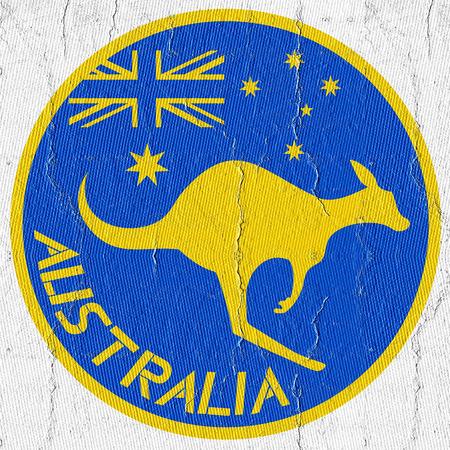 Icon kangaroo photo