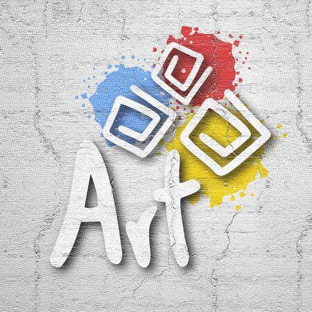 color registration: Art color