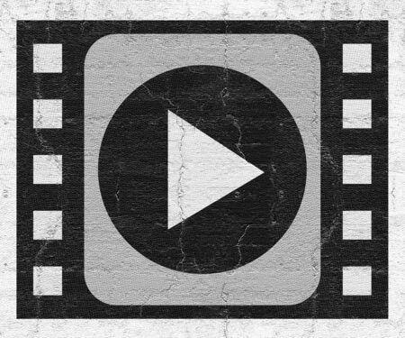 visionary: Play cinema Stock Photo