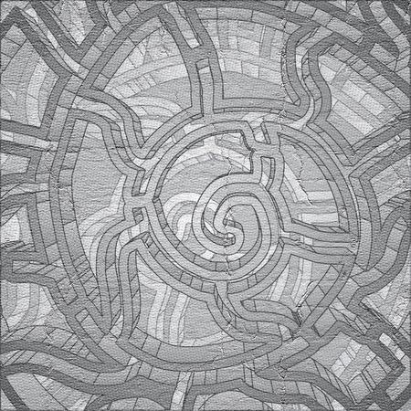 original single: Snail texture