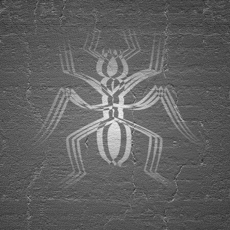 Metal ant photo