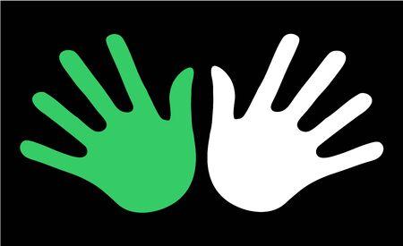 companions: peace symbol