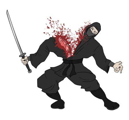 gore: gore ninja