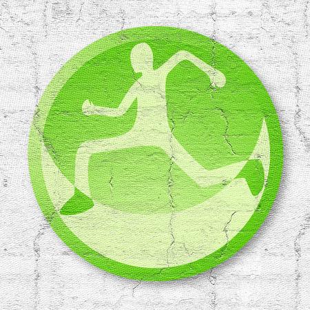 decathlon: Icon sport Stock Photo
