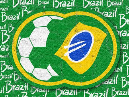 part of me: Ir a brasil Foto de archivo