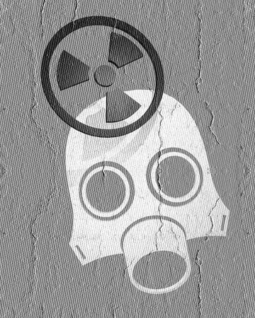 radiacion: M�scara de la radiaci�n