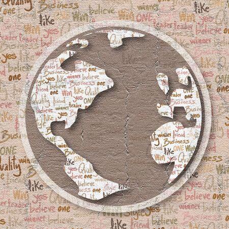 world class: World letters