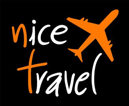 travel icon: