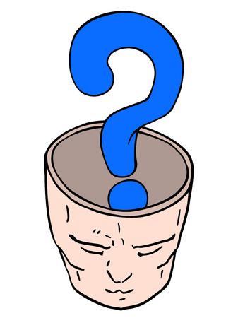 quest symbol illustration