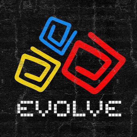 evolve: Evolve color