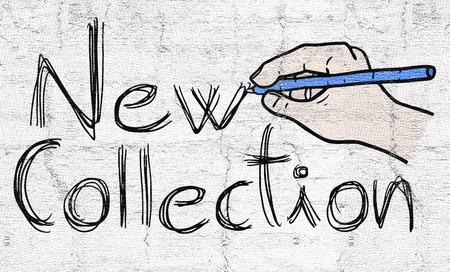 repertoire: Nieuwe collectie