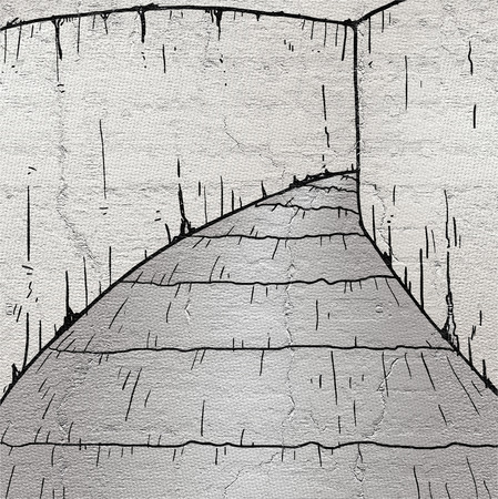 old road: Old road