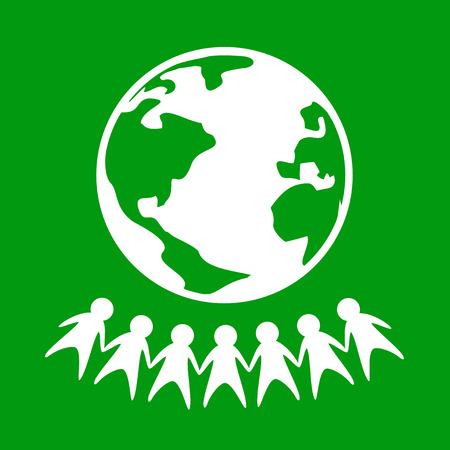 paix monde: symbole de paix dans le monde