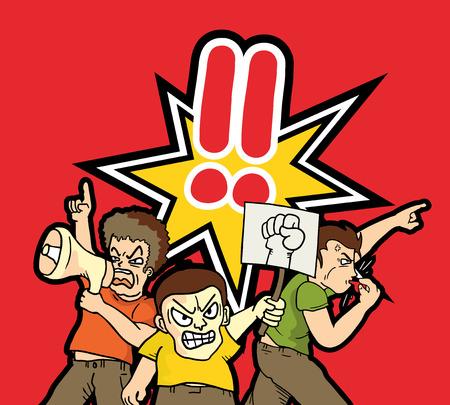 rebels: rebels characters Illustration