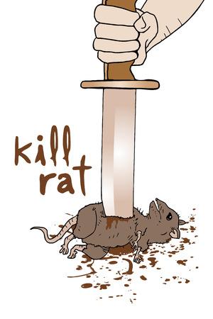 Rata kill vector