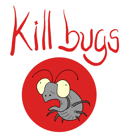 insect repellent: kill bugs icon