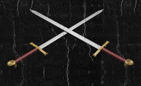 vertex: Black swords
