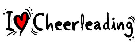 cheerleading: Cheerleading love