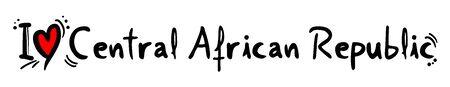 central african republic: Central African Republic love