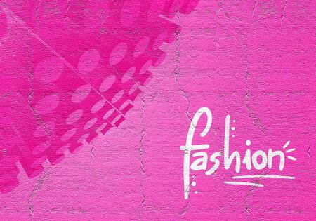 original single: Fashion card