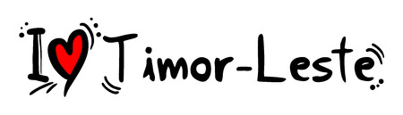 East timor love message