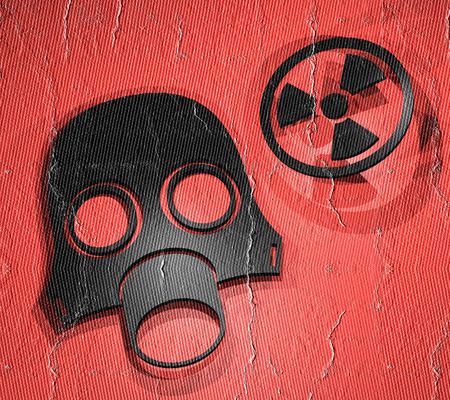 toxins: Radiation mask