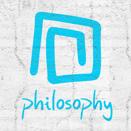 ontology: Philosophy cover Stock Photo