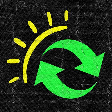 visionary: Recycle sun