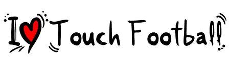 Touch Football liefde