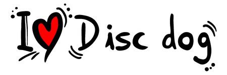 fanatic: Disc dog love