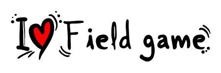 fanatic: Field game love