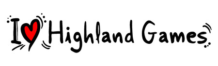 highland: Highland Games love