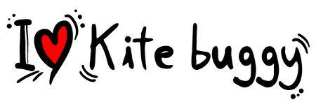 buggy: Kite buggy love