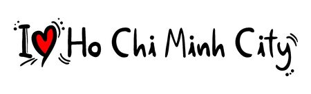 chi: Ho Chi Minh City love