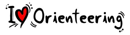 orienteering: Orienteering love