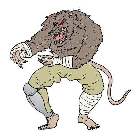 mutant: mutant rat