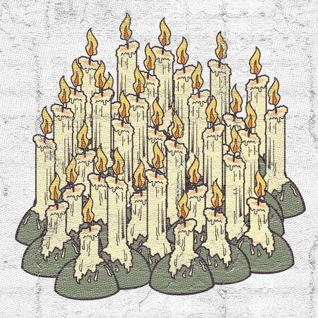 vintages: Vintages candles