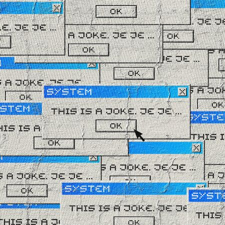 computer message: creative design of computer message