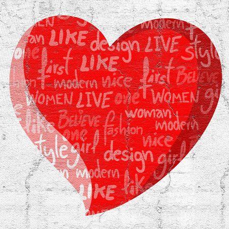 Fashion heart