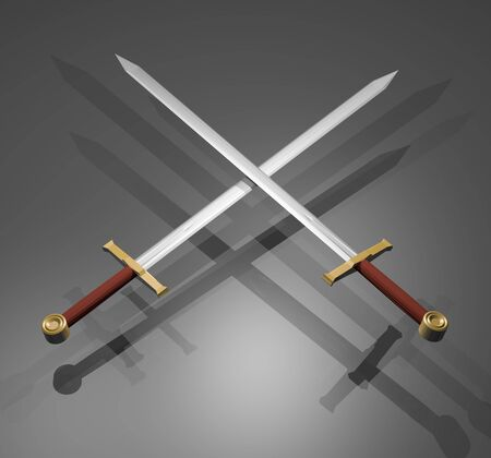 melee: Elegant swords