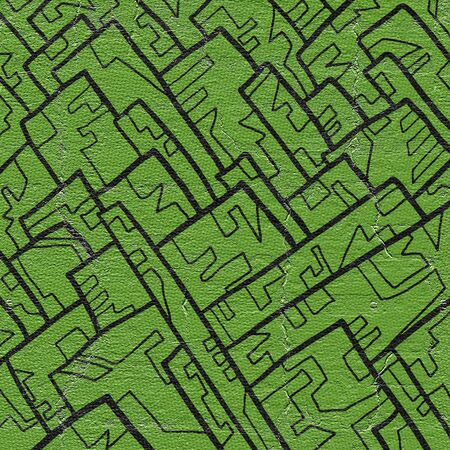 green paint: Green paint cover Stock Photo